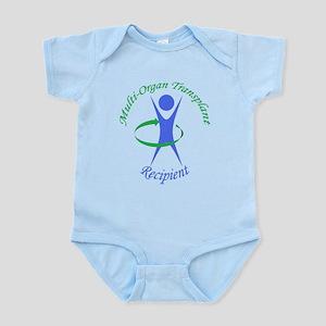 Multi-Organ Transplant Recipi Infant Bodysuit