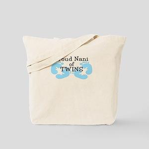 New Nani Twin Boys Tote Bag