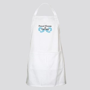 New Nonna Twin Boys BBQ Apron