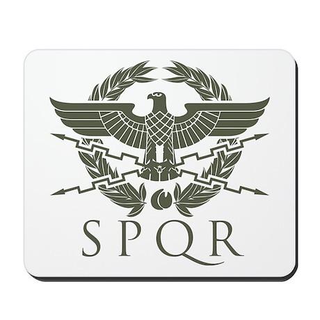 Praetorian SPQR Mousepad
