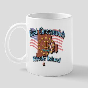 East Greenwich Mug