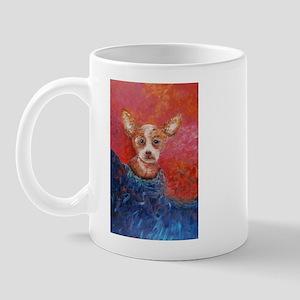 Chihuahua Blues Mug