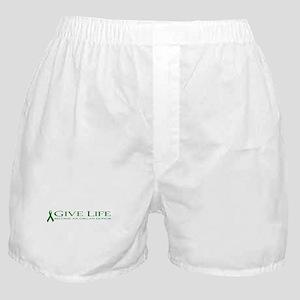 Give Life Boxer Shorts