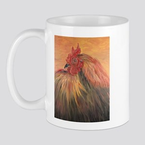 French Country Rooster Mug