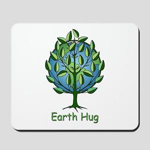 Earth Hug 2 Mousepad
