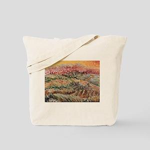Golden Provence Tote Bag