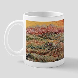 Golden Provence Mug
