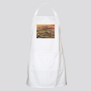 Golden Provence BBQ Apron
