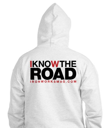 I Know The Road Hoodie