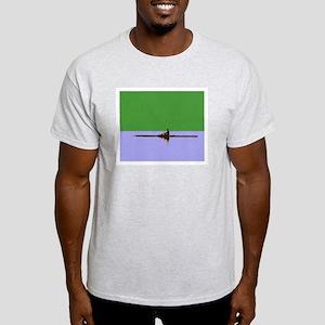 ROWER GREEN BLUE PAINTED Light T-Shirt