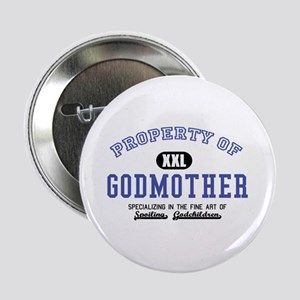 """Property of Godmother 2.25"""" Button"""