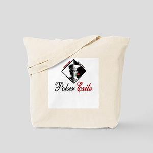 No limit Texas hold'em: Poker Exile Tote Bag
