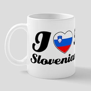 I love my Slovakian Wife Mug