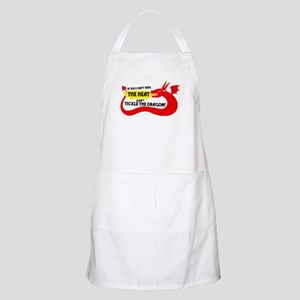 Don't Tickle the Dragon BBQ Apron