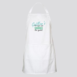 Godmom's the Name! BBQ Apron