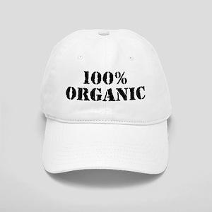 100% organic Cap