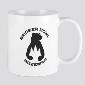 Bridger Bowl - Bozeman - Montana Mugs