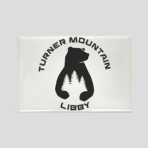 Turner Mountain - Libby - Montana Magnets