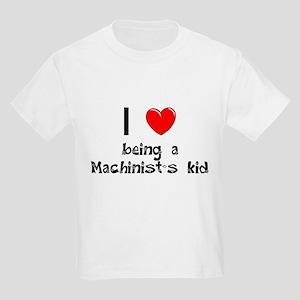 Machinist Kids Light T-Shirt