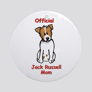 JR Mom Ornament (Round)