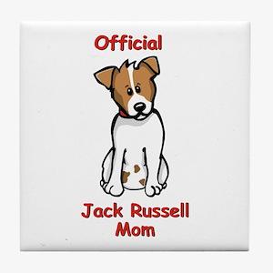 JR Mom Tile Coaster