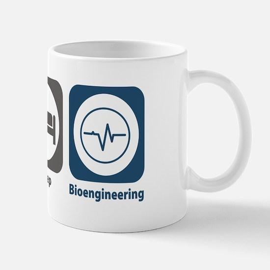 Eat Sleep Bioengineering Mug