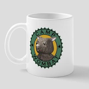 Camp Wombat Mug