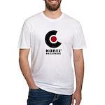 White Nobel Records White T-Shirt