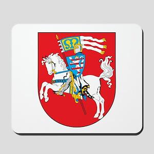 Marburg Coat of Arms Mousepad
