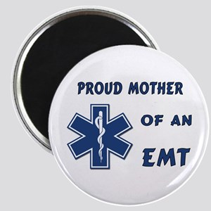 Proud Mother of an EMT Magnet