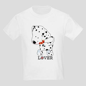 Dalmatian Lover Kids Light T-Shirt