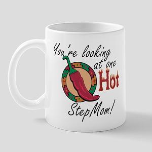 One Hot StepMom! Mug