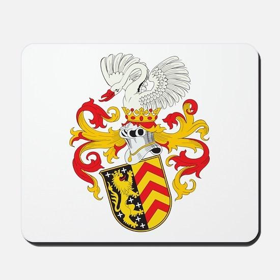 Hanau Coat of Arms Mousepad