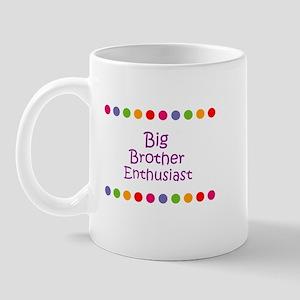 Big Brother Enthusiast Mug