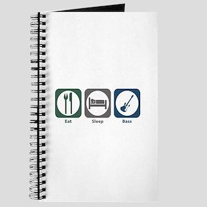 Eat Sleep Bass Journal