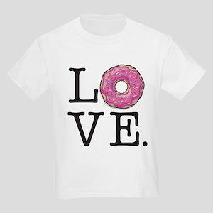 Donut Love Funny Food Humor T-Shirt