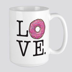 Donut Love Funny Food Humor Mugs