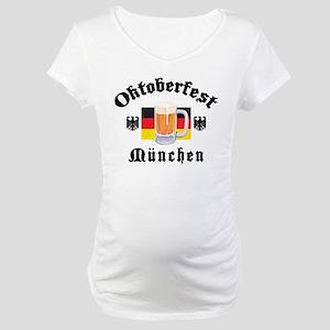 Oktoberfest Munchen Maternity T-Shirt