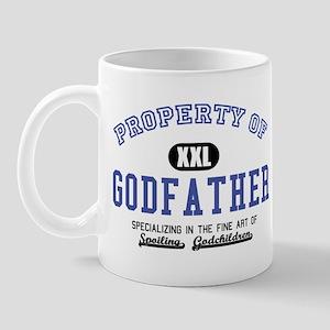 Property of Godfather Mug