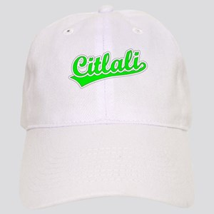 Retro Citlali (Green) Cap
