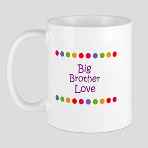 Big Brother Love Mug