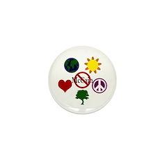 Six Symbols Anti-McCain Pins (100 pk)