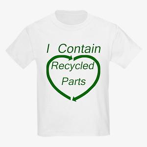 Recyled Parts Kids Light T-Shirt