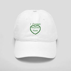 Recyled Parts Cap