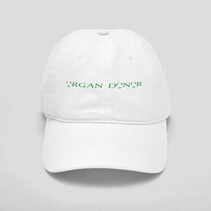 Organ Donor Cap
