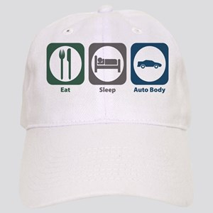 Eat Sleep Auto Body Cap