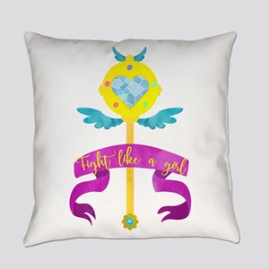 Magical wand for magical girl Everyday Pillow