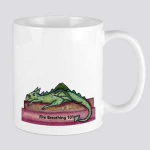 Dragon School Mugs