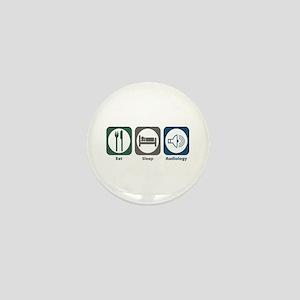 Eat Sleep Audiology Mini Button