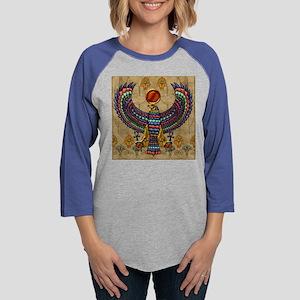 Harvest Moons Egypt Hawk Long Sleeve T-Shirt